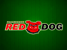 Крупные ставки в Red Dog Progressive в Вулкан 24
